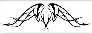 tribal wings