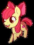 Chibi Apple Bloom