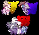 [YCH Complete] Pokemon Go -  Plushmii by Maskedmagus