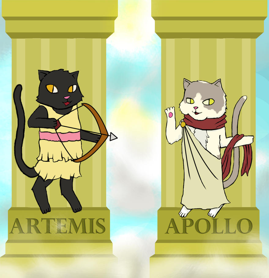 apollo and artemis picture apollo and artemis image
