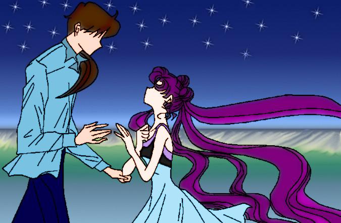 Azuma and Cho - It was you by TheAuty-sama
