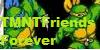 Tmnt Friends Forever by ocarinaoftimewoman