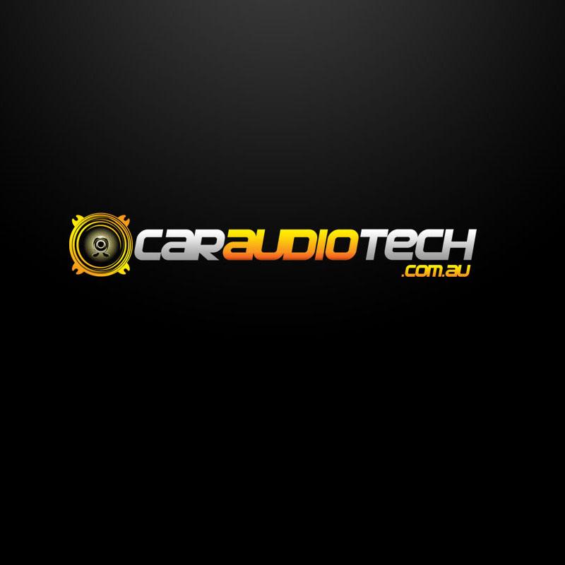 Car audio logo design
