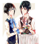 .: AT collab :. Care For Some Cake?