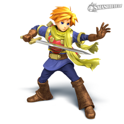 Isaac Smashified Transparent by colossalcake