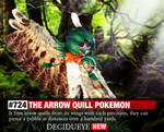 Pokemon Wildlife Safari | Decidueye