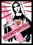 our LADY of FICTION.