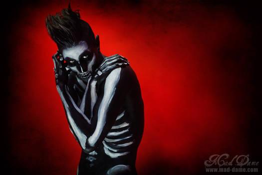 The Skeleton Boy