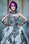 The Wallpaper dress