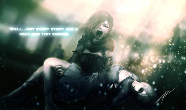 Not a Happy Ending [RWBY Alternative Story] by ThyBlake