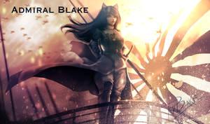 RWBY [WW2 Nations] Japan - Blake by ThyBlake