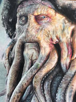 Davy Jones [Traditional] by ThyBlake