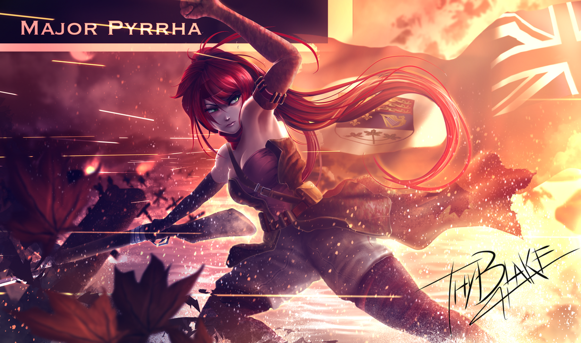 rwby__ww2_nations__canada___pyrrha_by_th