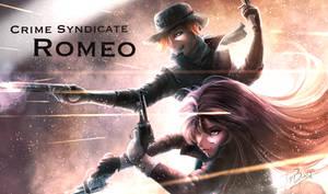RWBY [WW2 Nations] Crime Syndicate Romeo