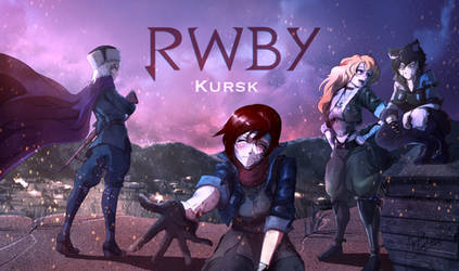 RWBY WW2 :Kursk Aftermath [Team RWBY] by ThyBlake
