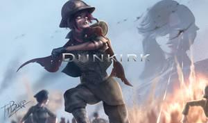 RWBY [WW2 Nations]  Dunkirk by ThyBlake