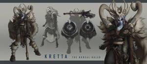 KRETTA The Boreal Ruler [Concept]