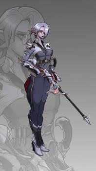 Alexis, the Sniper