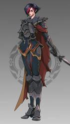 Noxian Fiora [What if... Fan Skin League of Legend