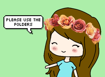 Please use the folders by BrokenTimeWindow