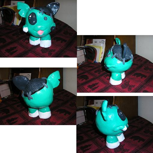 'Toy' Project-Ceramics I by E-vay