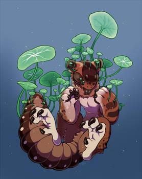 Goretober 4: Plant Growth