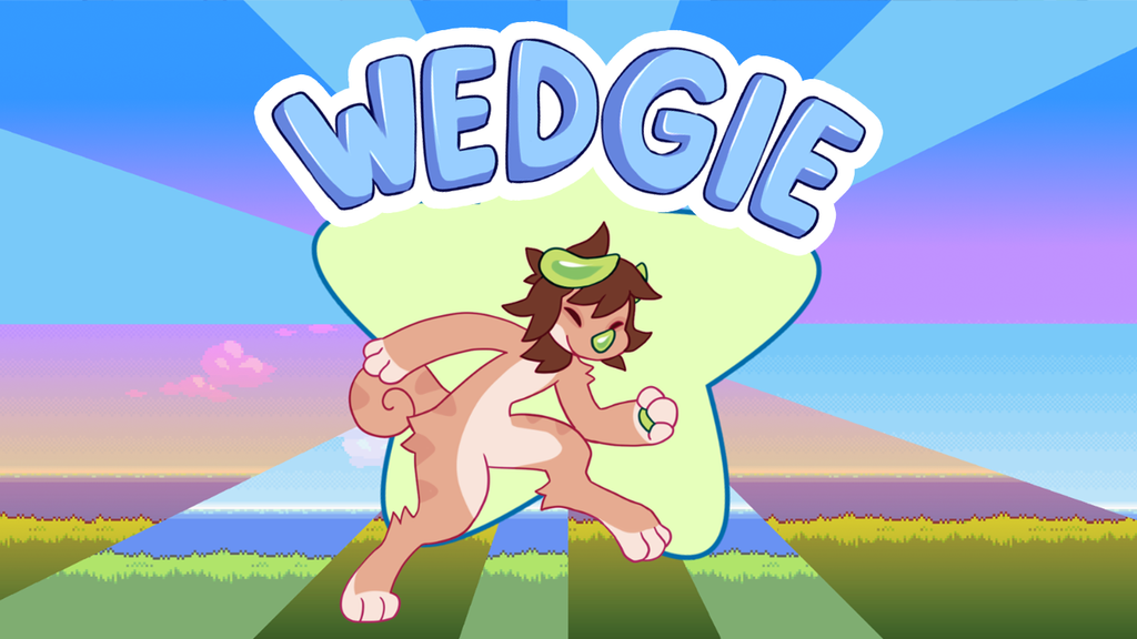 Wedgie in my Booty | Animation Meme by ground-lion