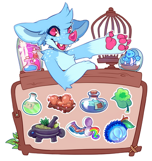 Chimereon Shop -OPEN-