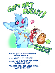 Chimereon GiftArt Event by ground-lion