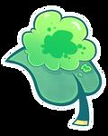 Gummy Goo Leaf  Green  By Chimereonmasterlist-dc3z by ground-lion