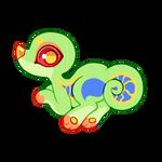 Gatcha009 - XanderGirl96 by ground-lion