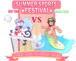 Summer Sports Festival: Chimereon Group Event!