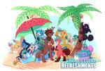 CLOSED - BONUS EVENT: Refreshments!