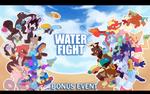 -CLOSED- BONUS EVENT: Water Fight