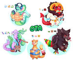 Emoticon Adoptables/OTA -CLOSED-