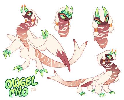 Owgel MYO - (APPROVED!)