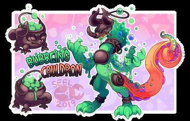 Bubbling Cauldron - DTA (OPEN)