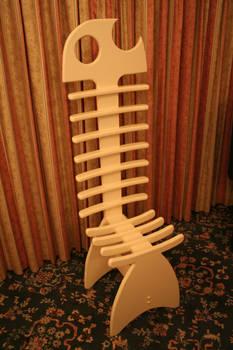 The Fish Bone Chair