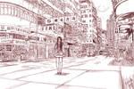 The Streets of Hongkong ~