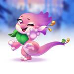 Baby Dragon 1/44 by Teashiro