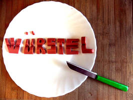 WYSIWYR - WURSTEL by babbuleone