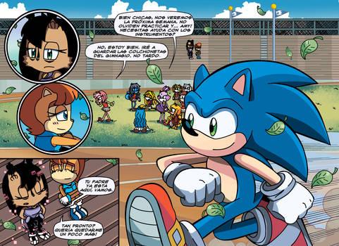 SonAmy manga Cap 2 pag 39