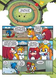 SonAmy manga Cap 2 pag 40