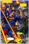 Superman 75 - Page 1 - Recoloring