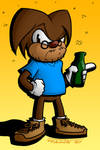 Toby the Hedgehog