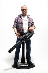 1/6 Scale Grand Theft Auto V Custom Trevor 1