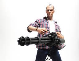 1/6 Scale Grand Theft Auto V Custom Trevor 2