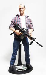 1/6 Scale Grand Theft Auto V Custom Trevor 3