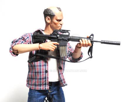 1/6 Scale Grand Theft Auto V Custom Trevor 4