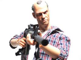 1/6 Scale Grand Theft Auto V Custom Trevor 5